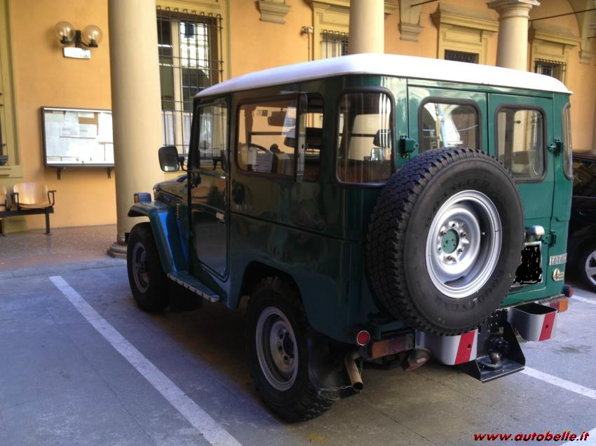 For sale Toyota Land Cruiser BJ40, year 1980 vendesis