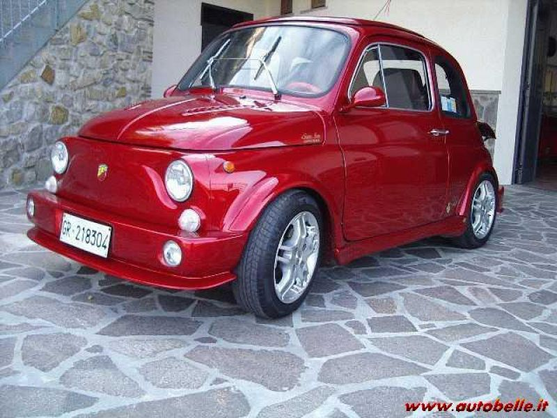 Fiat 500 Exemplary Only