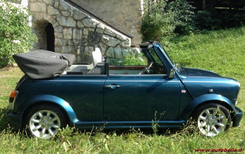 For Sale Rover Miniskirt Cabrio