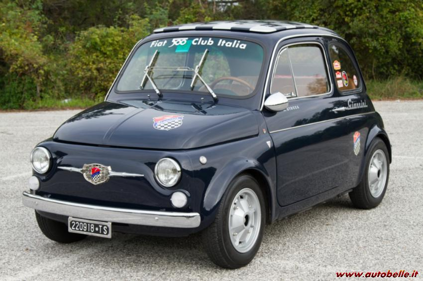 For Sale Fiat 500 Tvs Giannini