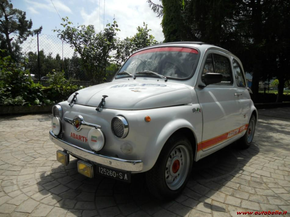 For Sale Fiat 500 Abarths 595 Them Them