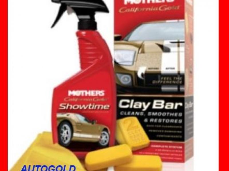 For sale MOTHERS kit decontaminating body shop - Clay Bar