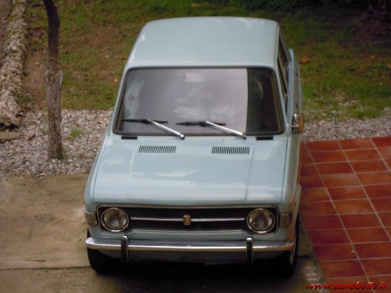 For Sale Fiat 128 Before Series 1969
