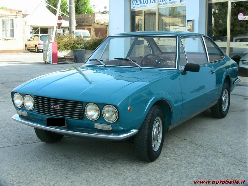 Vendo FIAT 124 A COUPE' VIGNALE ANNO 1968