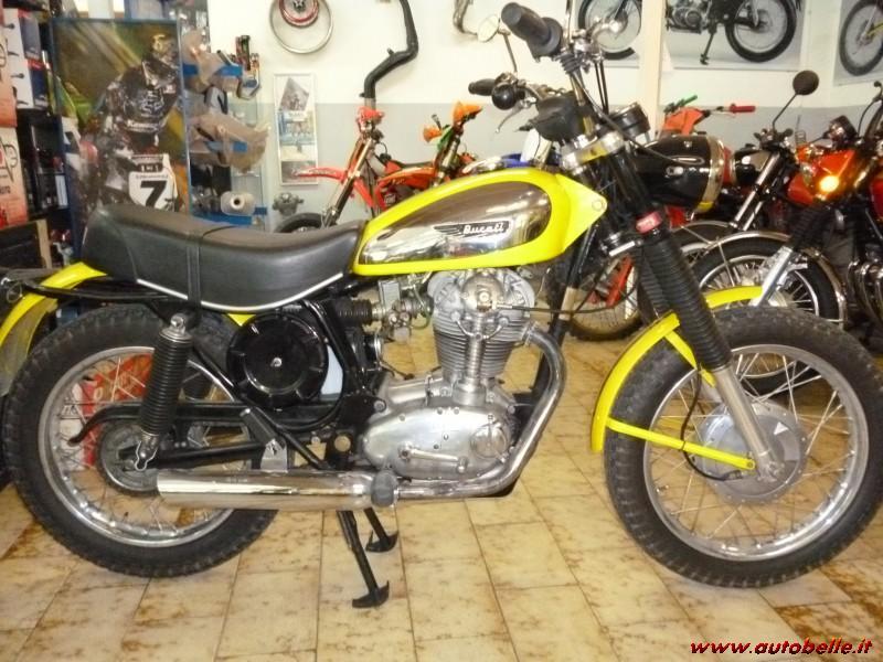 Ducati Scrambler 450 Auto E Moto Depoca Storiche E Moderne
