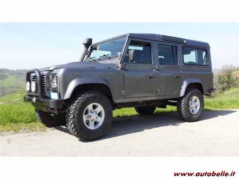 Land Rover Defender 110 2 4 TD4s Station Wagon If