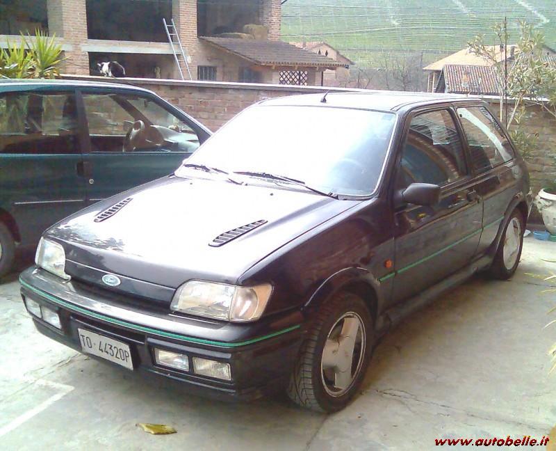 Vendo Ford Fiesta Rs Turbo