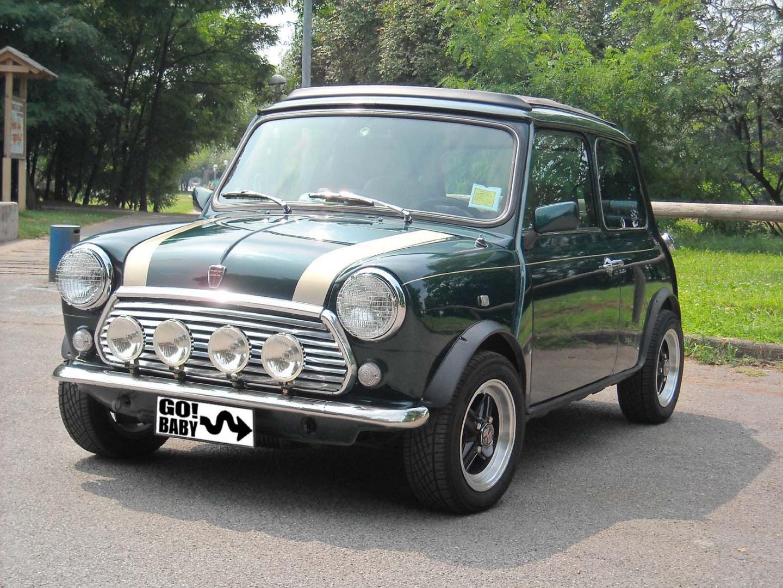 For Sale Rover Mini British Open