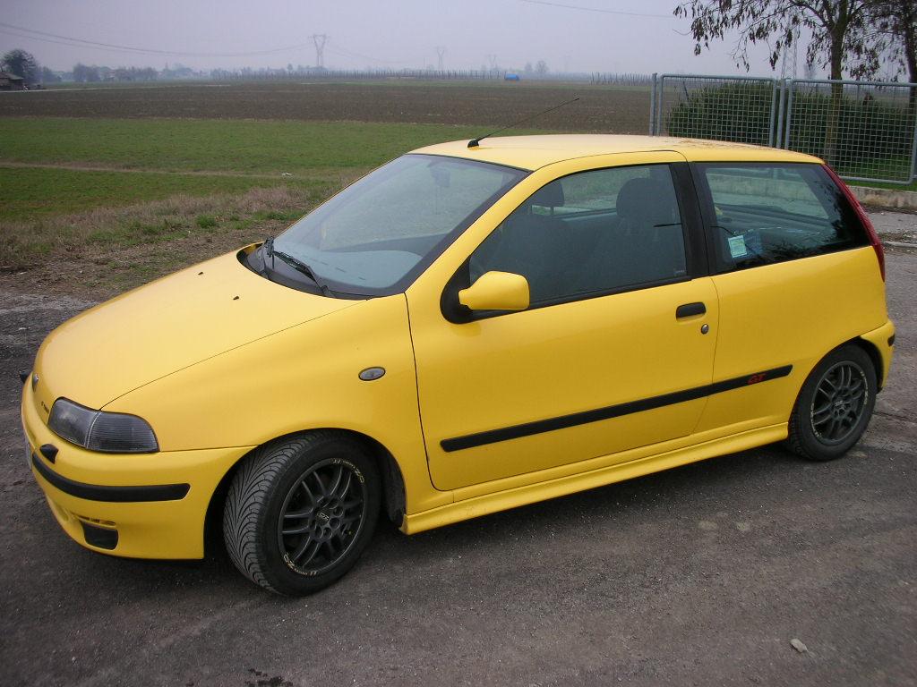 For Sale Fiat Punto Gt