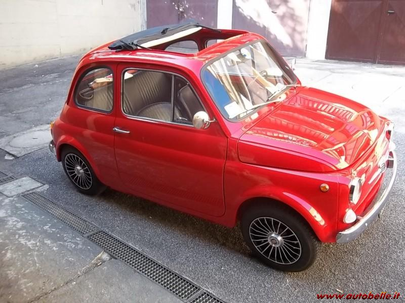 Fiat 500 Ves Asi Year 1966 Of Epoch