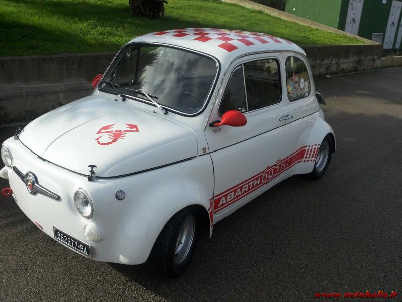 For Sale Fiat 500 Abarths
