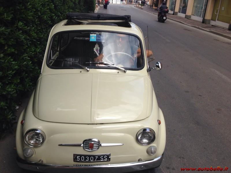 For Sale Fiat 500 F Of 1967