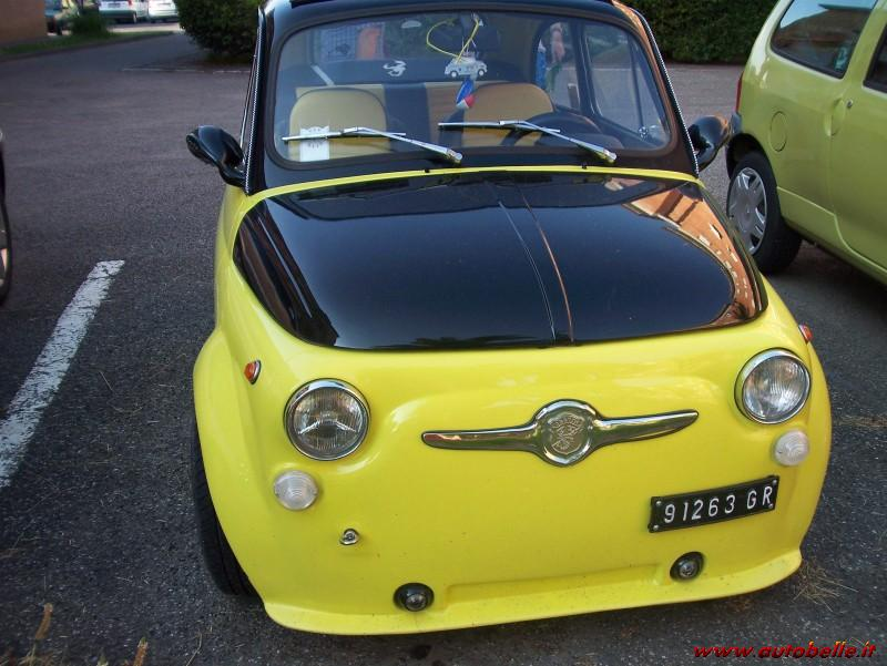Vendo Fiat 500 D Epoca Modello Abarth Anno