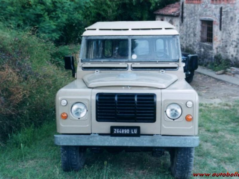 for sale land rover 109 3 series '78