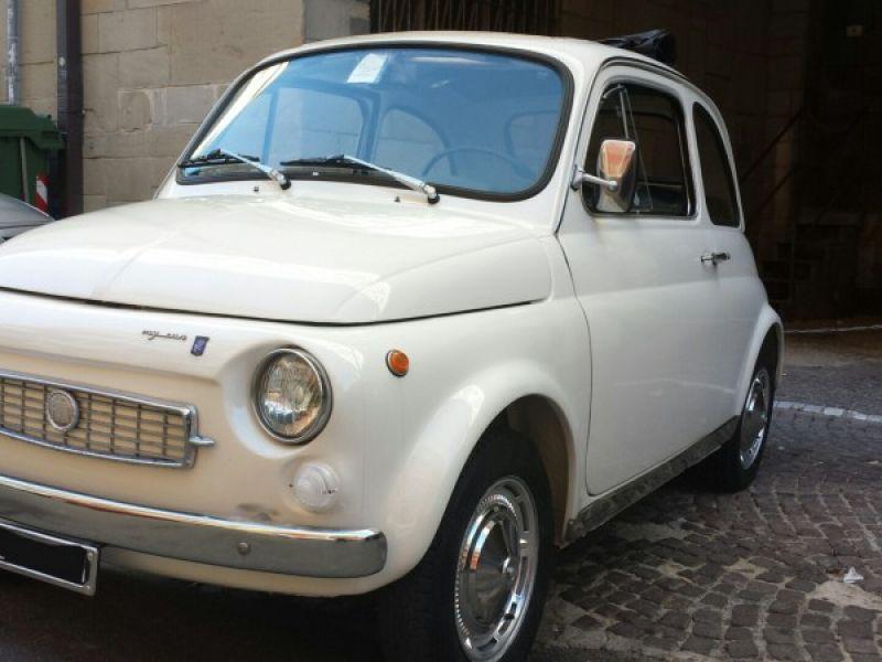 Fiat 500 Francis Lombardi My Car