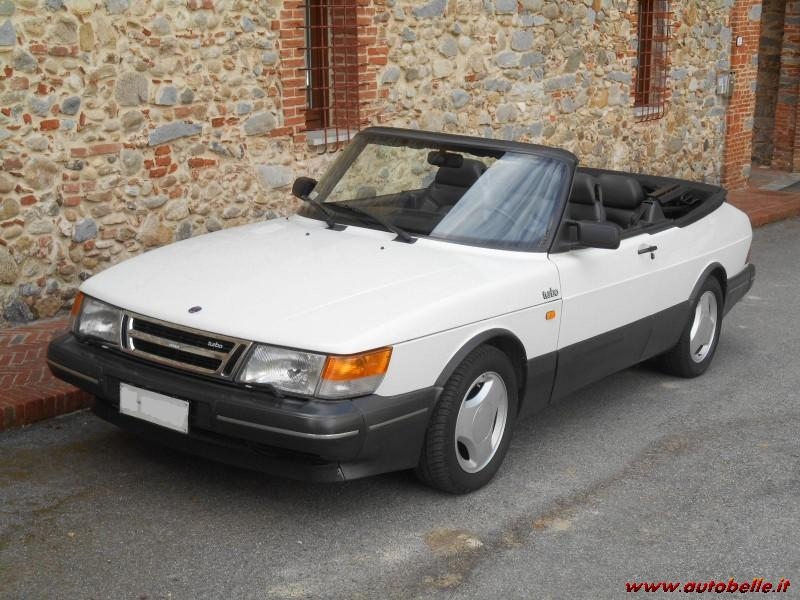 vendo saab 900 i turbo cabriolet sport. Black Bedroom Furniture Sets. Home Design Ideas