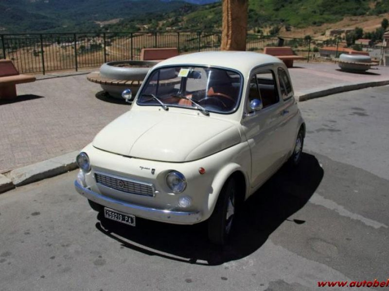 Fiat 500 Limited Edition Francis Lombardi