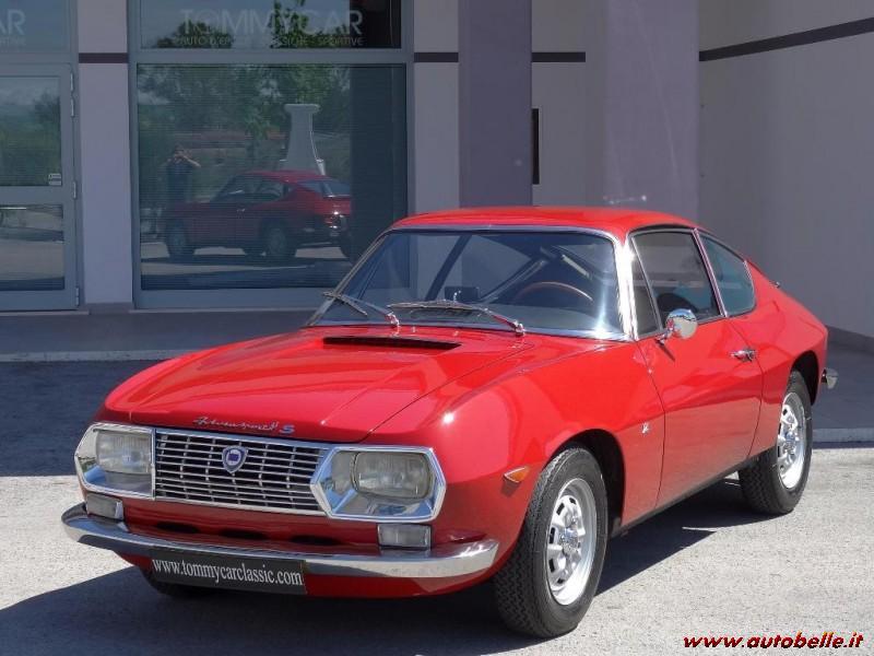 for sale lancia fulvia sport zagato 1.3