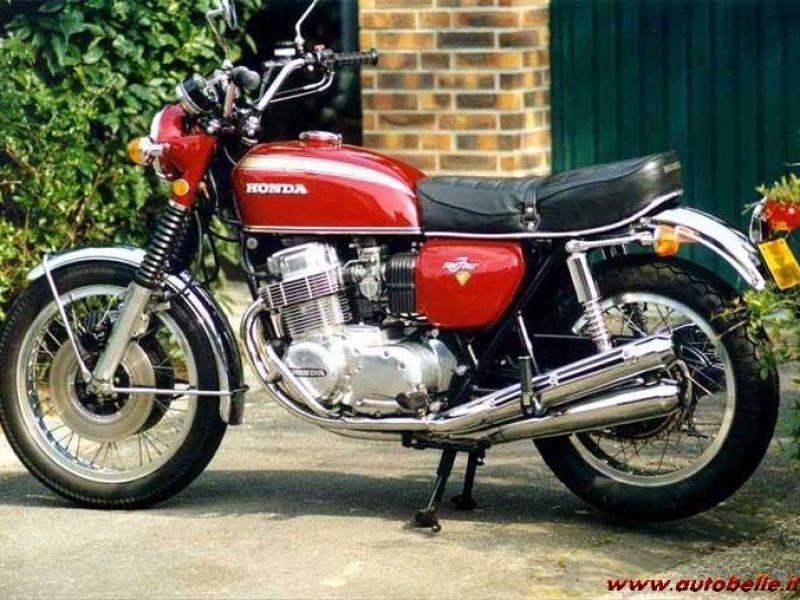 For Sale The Mythical Honda Cb 750 Four K1