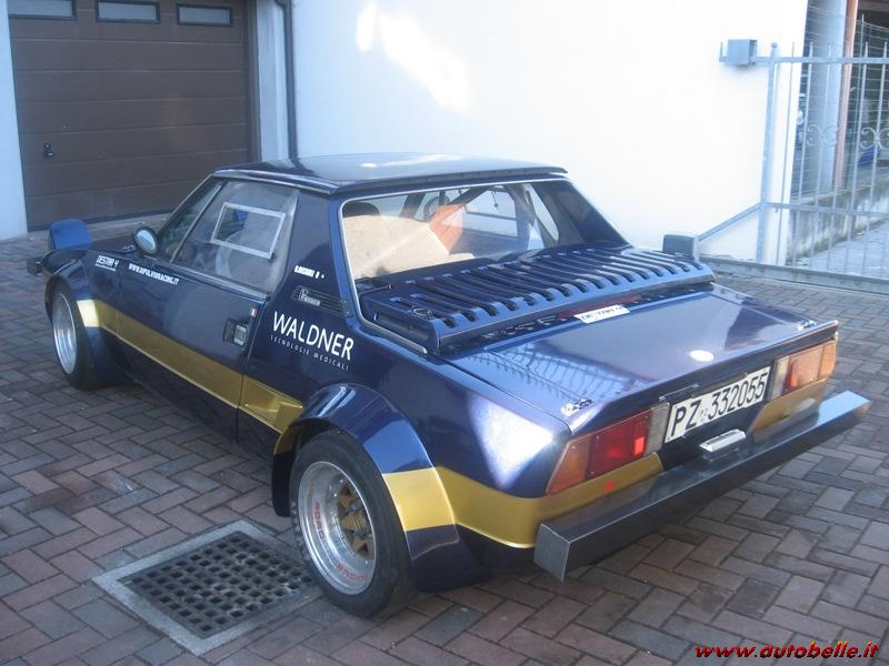 for sale fiat x1/9 group 4