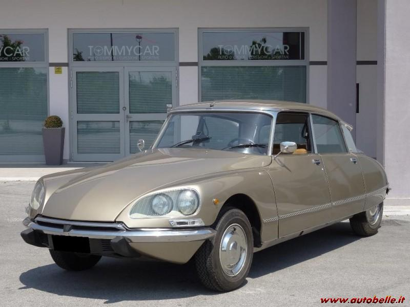 Wspaniały For sale Citroen DS 23 The.And. Pallas Semiautomatica - 6 P FQ35