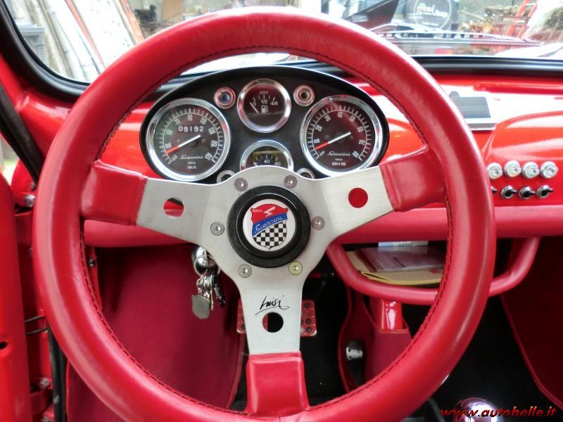 Fiat 500 Giannini Replies 650np