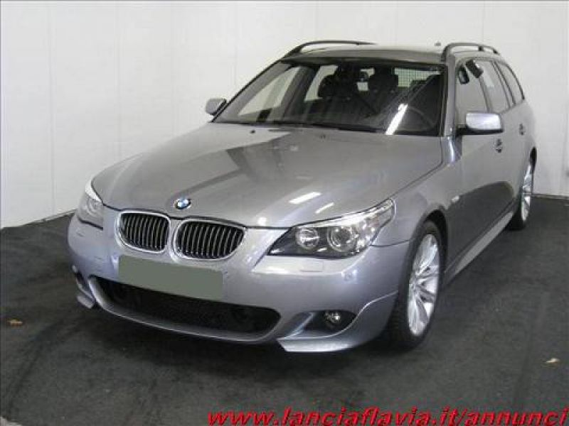 BMW 535D Touring M High Sport Executive (advert expired)