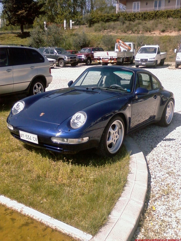 For sale Porsche 993