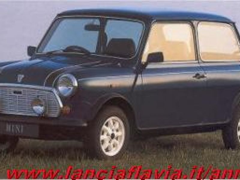 For Sale Rover Mini 13 Italian Job