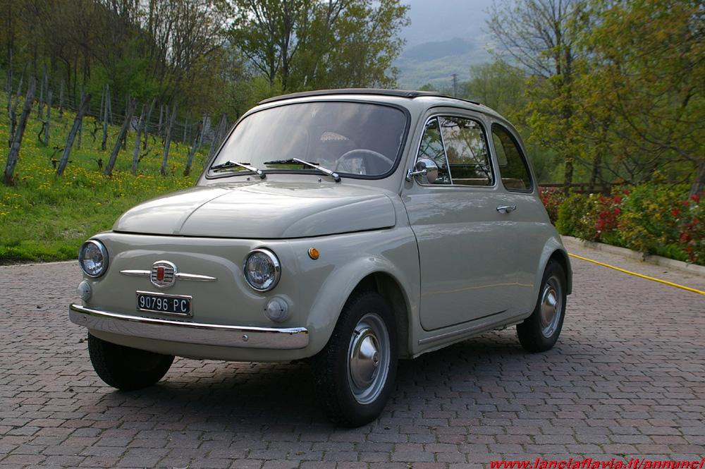 For Sale Fiat 500 Fs 1967