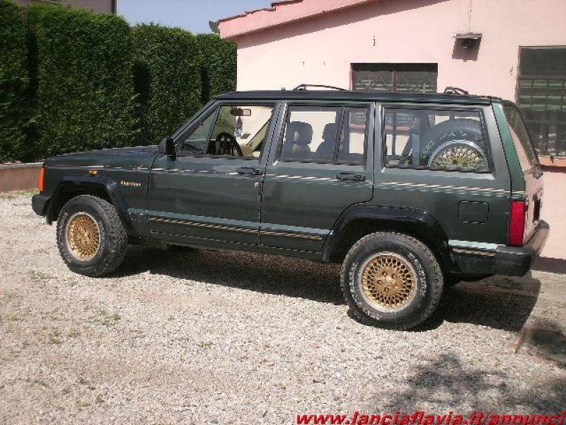 Schemi Elettrici Jeep Cherokee : Jeep cherokee