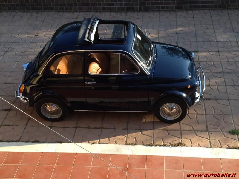 I Sell Fiat 500 Ls Epoch Year 1972