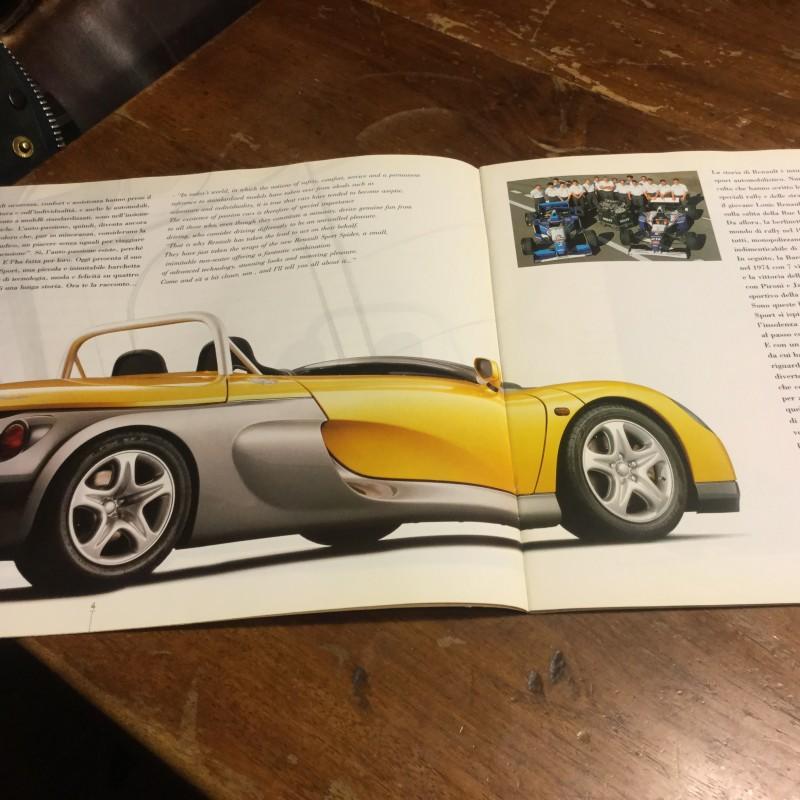 Renault Spider: Vendo Renault Spider