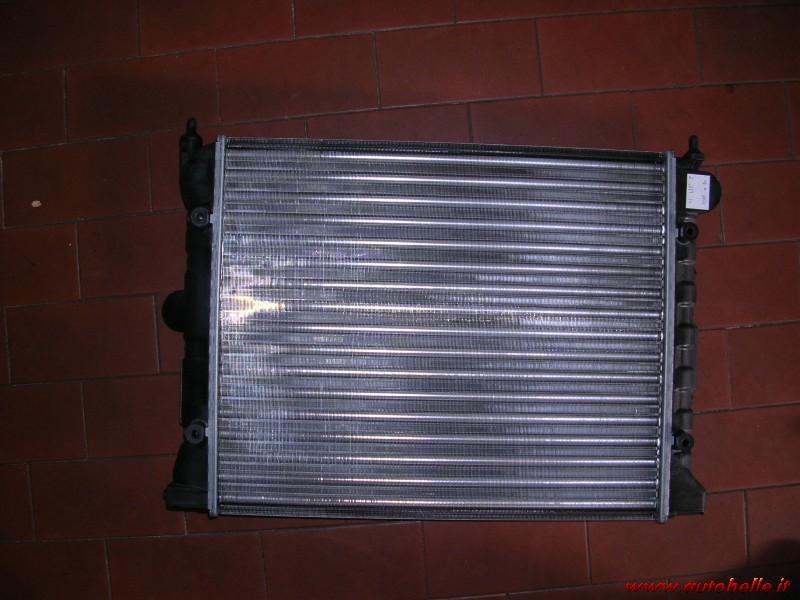 86c, 80 RADIATORE RADIATORE MOTORE VW POLO Coupe 1.3 g40