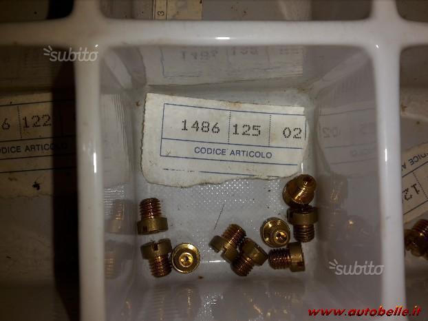 For sale Throw carb uratore Dellorto code 1486