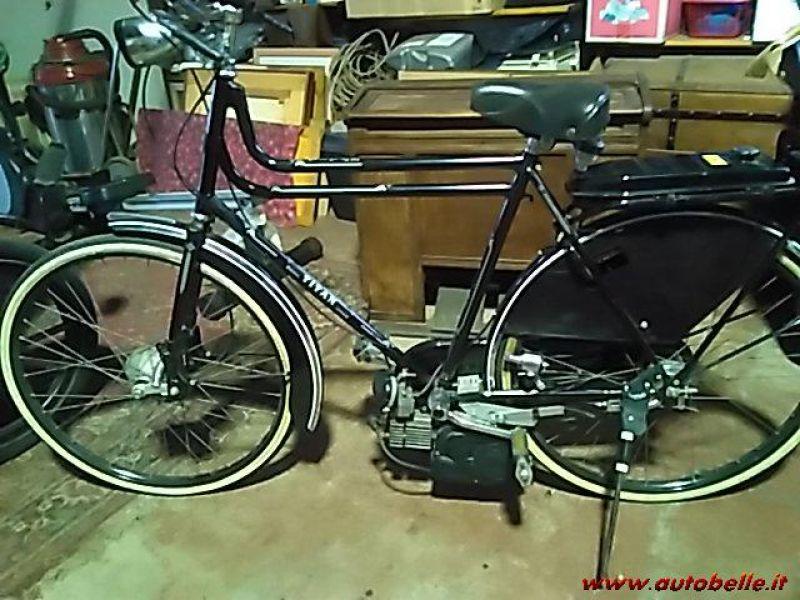 Bicicletta A Motore Titan