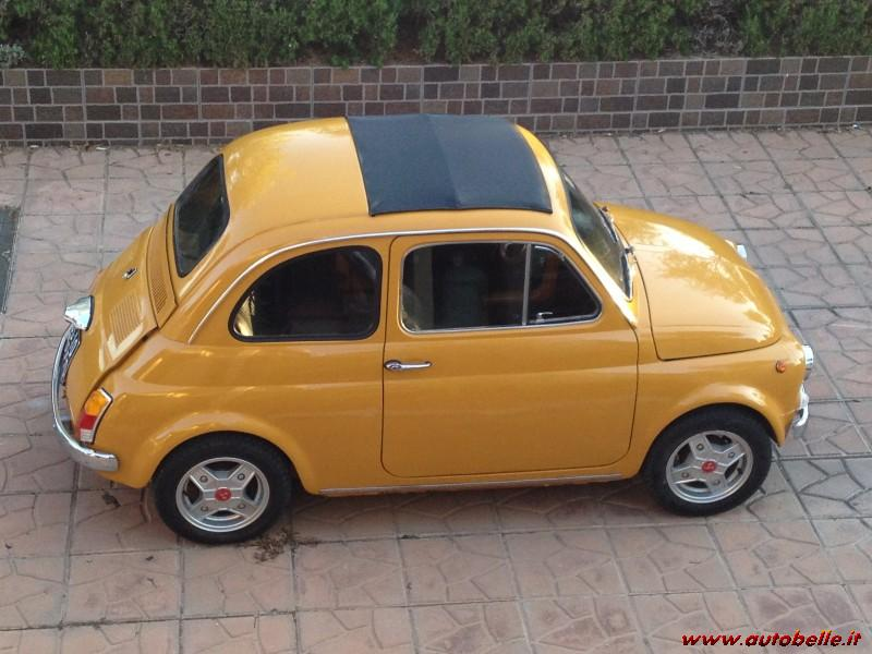 For sale Fiat 500 Ls 1972   span   FOR Sale bc8c0599392