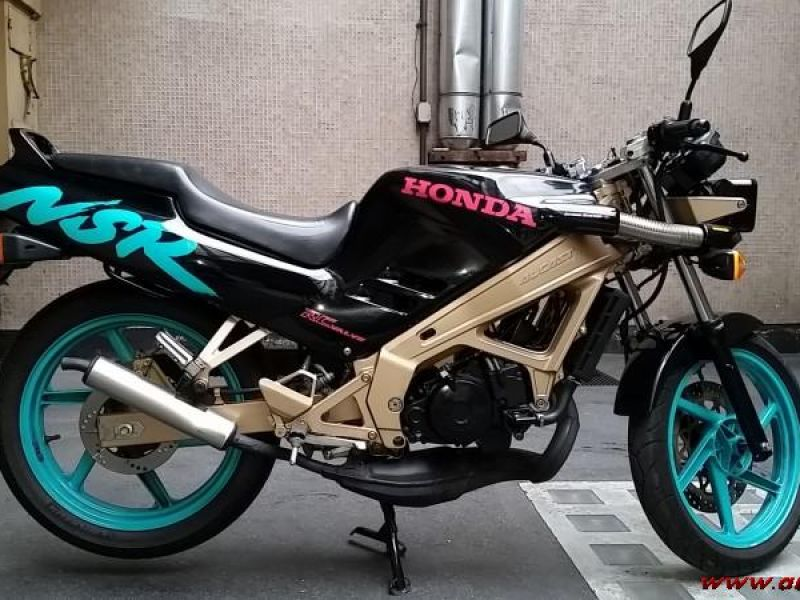 Honda 125 Nsr : honda nsr 125 auto e moto d 39 epoca storiche e moderne ~ Nature-et-papiers.com Idées de Décoration