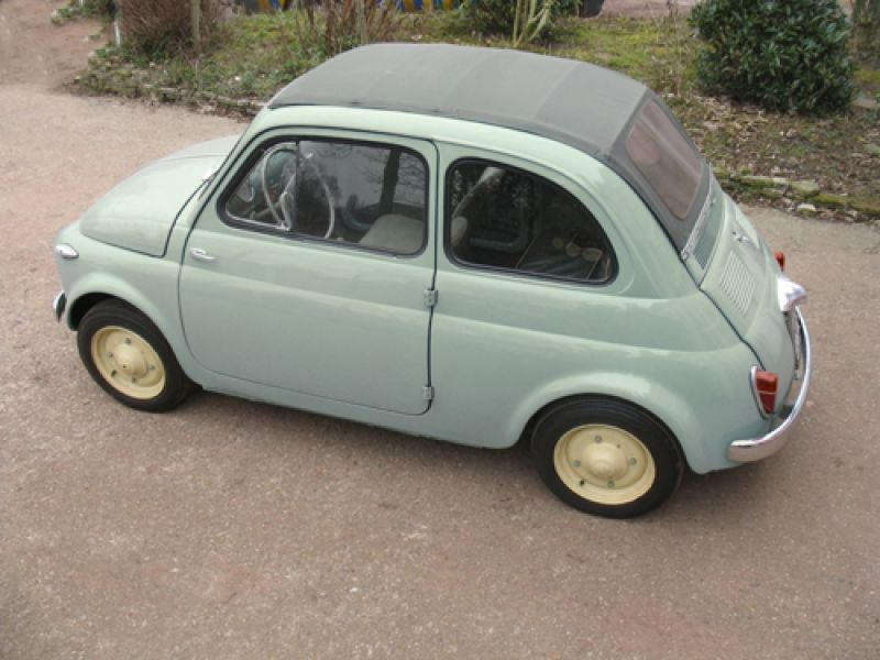 Fiat 500n 1957