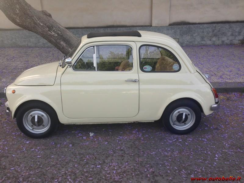 Stupend To Fiat 500 Luxury Year 1971