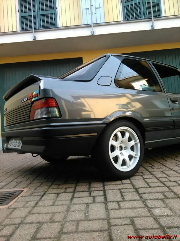 309 Best Images About Famous People Before They Were: Vendo Peugeot 309 GTI Mi16v ASI+crs