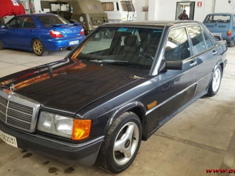 Mercedes 190 16v auto e moto d 39 epoca storiche e moderne for Prezzo del garage 16x20