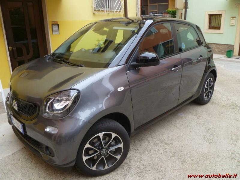 For Sale Smart Forfour Type Passion