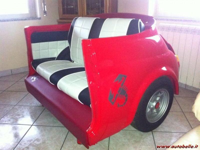 Gomme per fiat 500 auto e moto d 39 epoca storiche e moderne - Fiat 500 divano ...