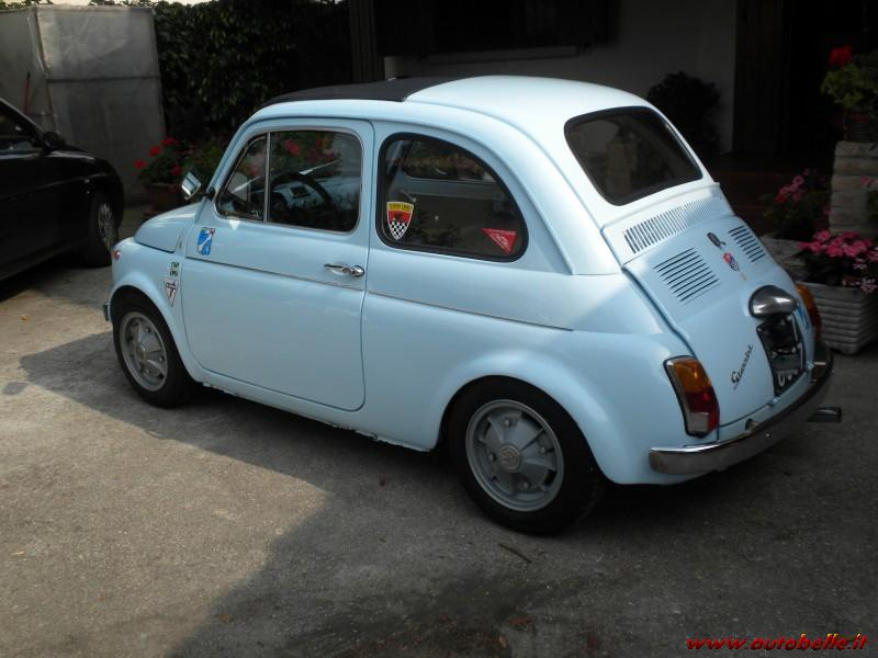 Fiat 500 Rs 1973