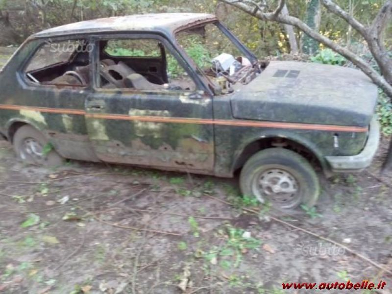 Looking To Buy I Look For Fiat 127 Sports