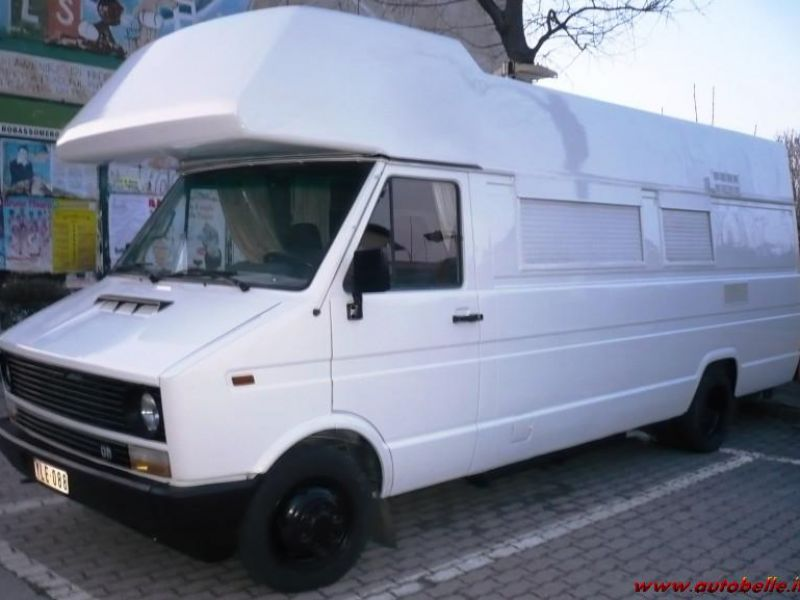 Cudowna For sale Camper Iveco 35-10 year 1988 for exchanges HF71