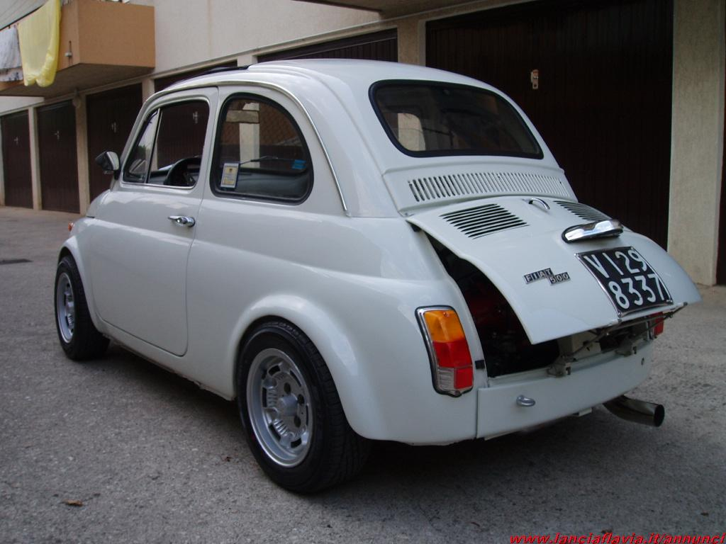 For Sale Fiat 500 R Replies Abarth