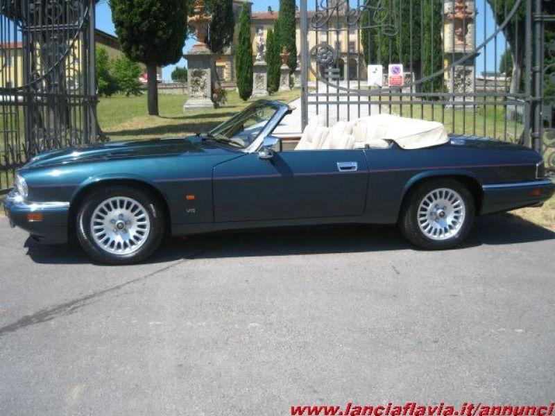 vendo jaguar xjs cabrio solo 150 esemplari al mondo. Black Bedroom Furniture Sets. Home Design Ideas