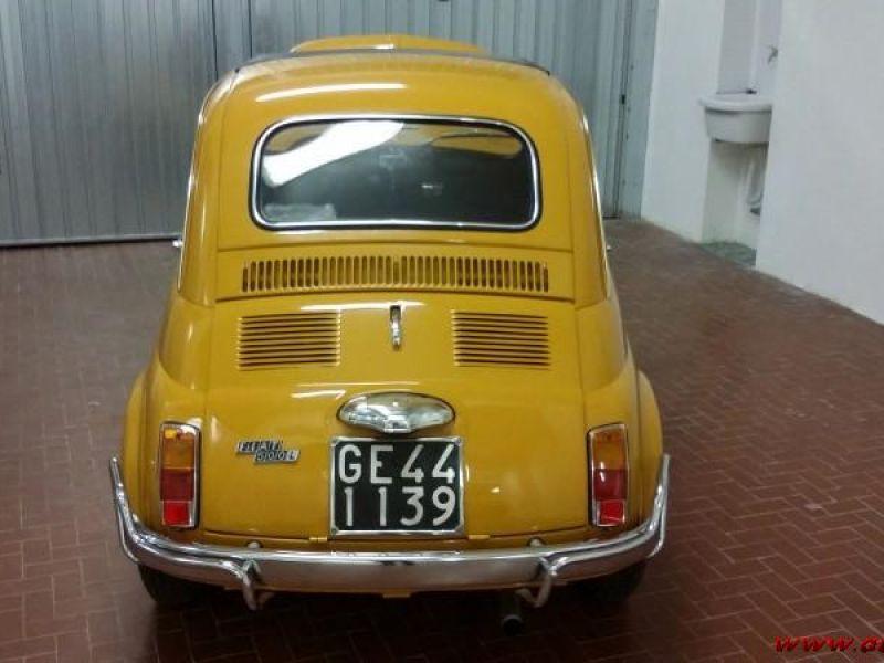 Vendo fiat 500 l anno 1970 45a49244d98